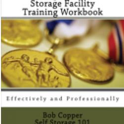 Managing A Self Storage Facility Training Workbook