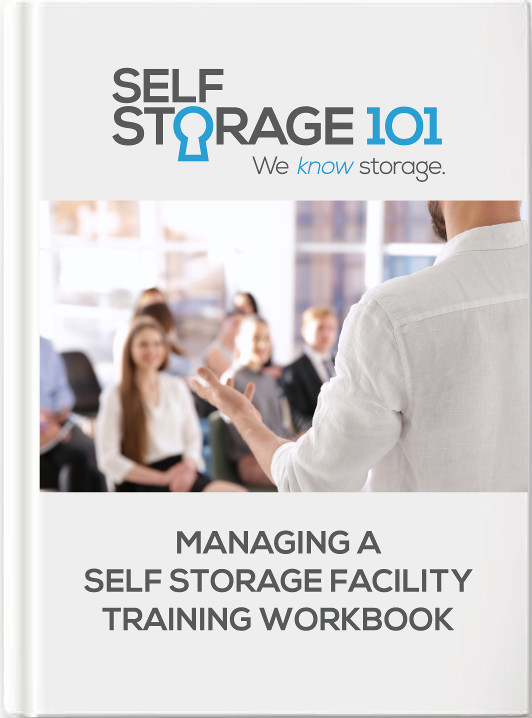 Managing A Self Storage Facility Training Workbook